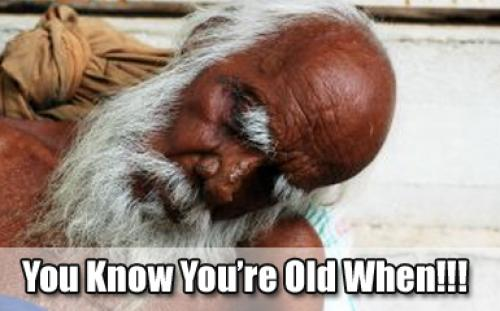 [VIDEO] You Know You're Old When… Must See Video!